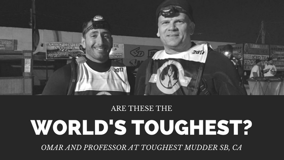 Toughest Mudder 2017