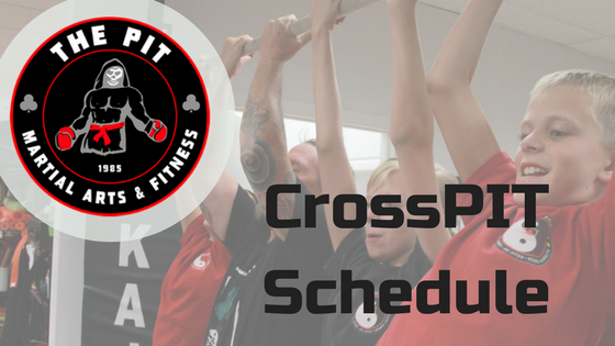 """New"" New CrossPIT Schedule"