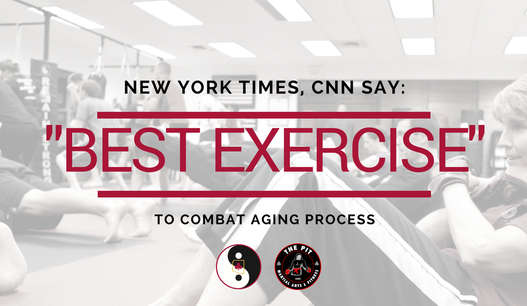 CrossPIT Style Exercise Associated with Anti-Aging