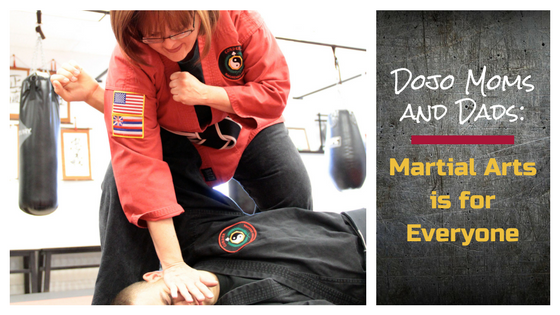 Martial Arts is for Everyone