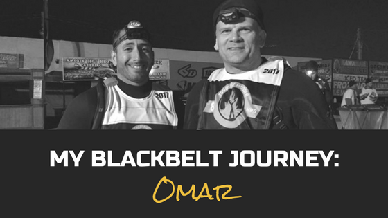 My Blackbelt Journey: Sibak Omar