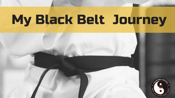 Black Belt Reflections: Sibak Connor Companik