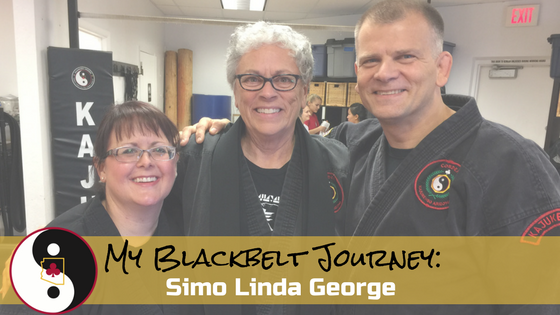 My Martial Arts Journey: Simo Linda George