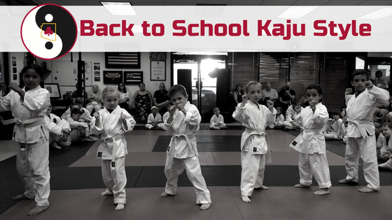 Going Back to School Kaju AZ Style