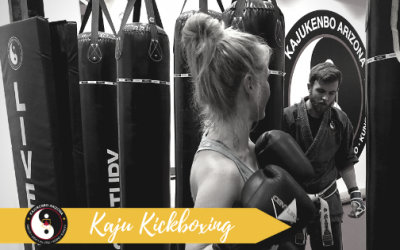 Why Kaju Kickboxing is You